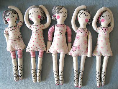 Manja's ballerinas
