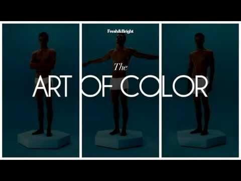 "Diesel Fresh & Bright Exhibition ""The Art of Color"" - Underwear for Men"