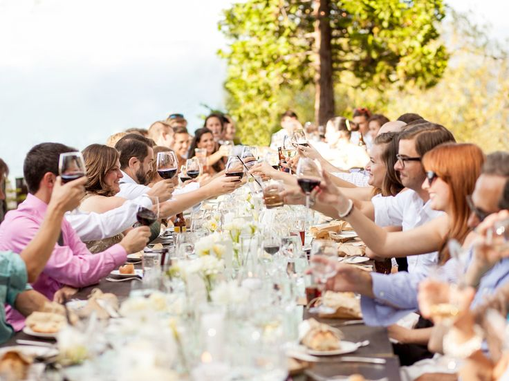 You don't have to have a stuffy sit-down rehearsal dinner. Rethink the typical setting and go for something a little more inventive. Steal one of these ideas and your rehearsal dinner might be just as memorable as the wedding itself.