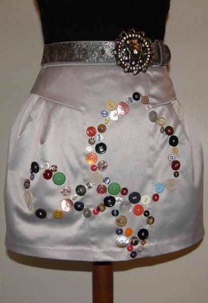 Buttonskirt