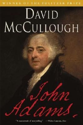 John Adams by David McCullough.....for all you history buffs!  Fascinating man and a great read!