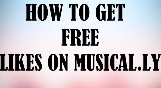 If lots of free musically likes is what you are looking for,search no more. We got the only working musically tool out there! http://www.musicallyhack.com/free-musically-likes/