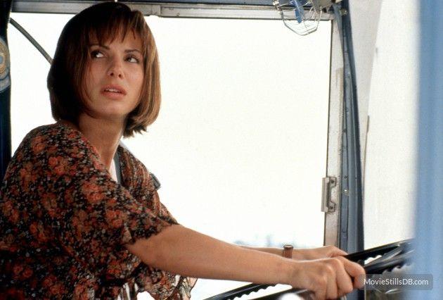 "Annie Porter in ""Speed""- Sandra Bullock."