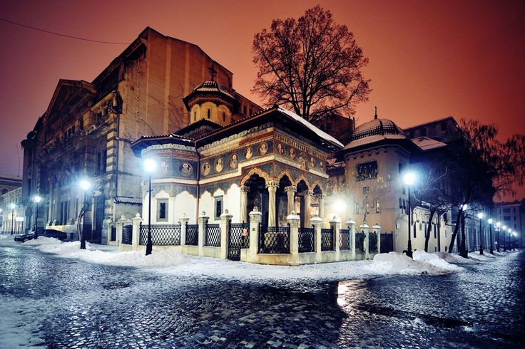 Stavropoleos Church, Bucharest