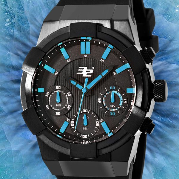 32 Degrees Drift Chronograph Mens Sport Watch