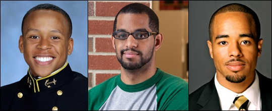 Three African-American Men Win Marshall Scholarships