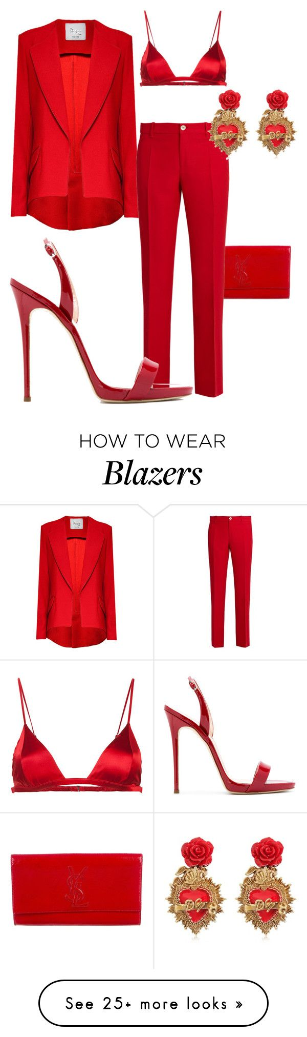 """Crash Cart"" by roxysgotmoxy on Polyvore featuring Fleur du Mal, Hebe Studio, Yves Saint Laurent, Gucci, Giuseppe Zanotti, Dolce&Gabbana, parisfashionweek and Packandgo"