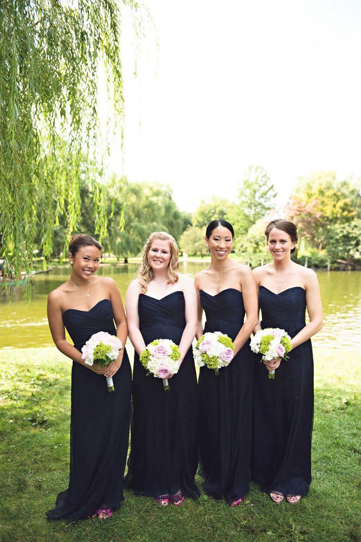 715 best BRIDESMAIDS & FLOWER GIRLS images on Pinterest ...
