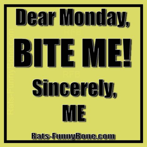 monday morning blues funny quotes