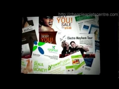 Cheap Printing | A Business Is Nothing Without Cheap Leaflets Printed