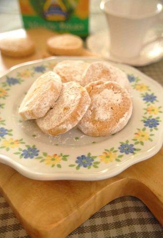 ポルボロンのレシピ | キッチン | パンとお菓子のレシピポータル