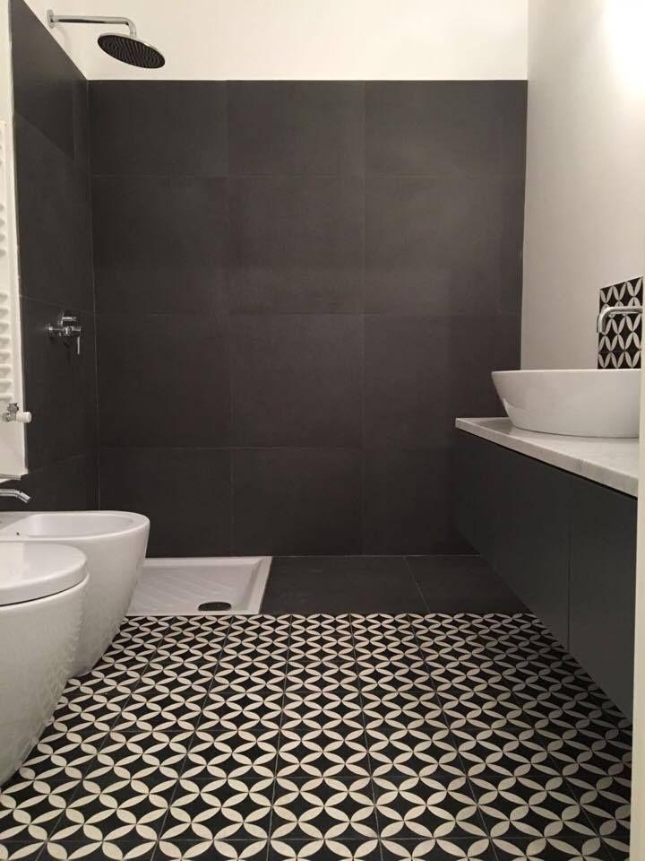 Oltre 25 fantastiche idee su Bagno con mosaico su Pinterest  Bagni, Bagni in piastrelle a ...