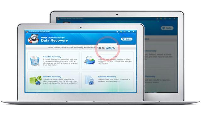 【Wondershareの]データ復旧 - あなたは、Windows、Macの場合、ハードドライブ、ビデオカメラ/カメラ、メモリカード、USBフラッシュドライブ