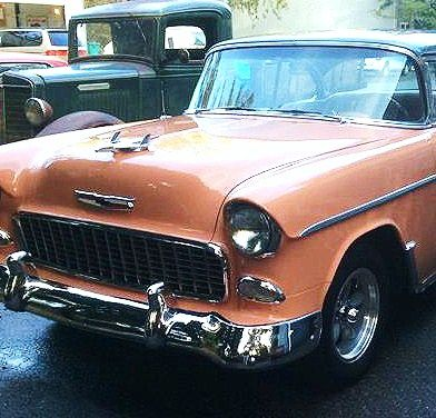 Pick of the Day: 1955 Chevrolet Bel Air