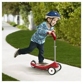 Radio Flyer My 1st Scooter Sport Red : Target