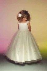 Koszorúslány ruha gyerekeknek-0011