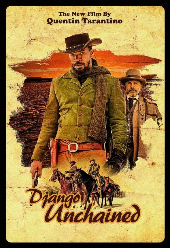 Django Unchained [✓]