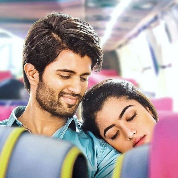Vijaydeverakonda Dearcomrade Bollywood Couples Movie Couples