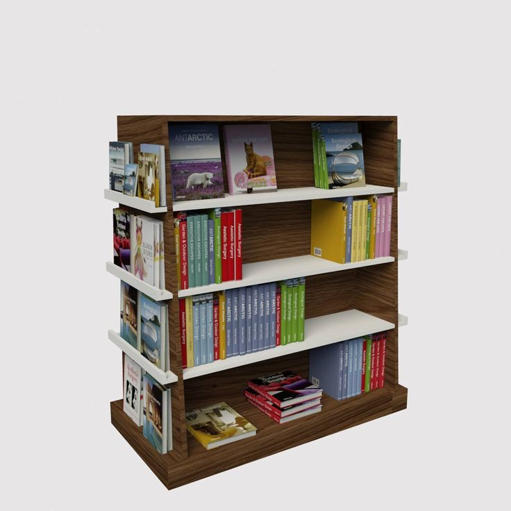 Γόνδολα ραφιέρα βιβλίων 10-002