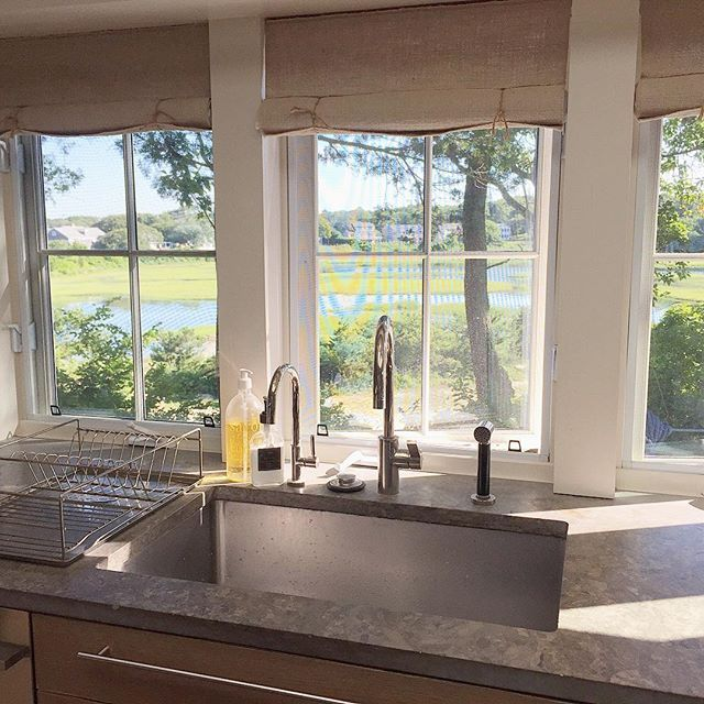 Saltmarsh in the Morning, Beautiful Day on Cape Cod 2 #capecodstyle #vintagemodernmix #kitchen #myhome