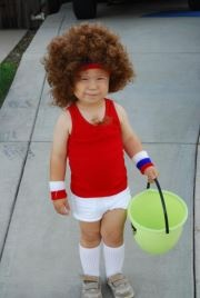 Richard Simmons - Great costume for an adult too!