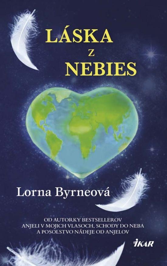 Kniha: Láska z nebies (Lorna Byrneová) | bux.sk