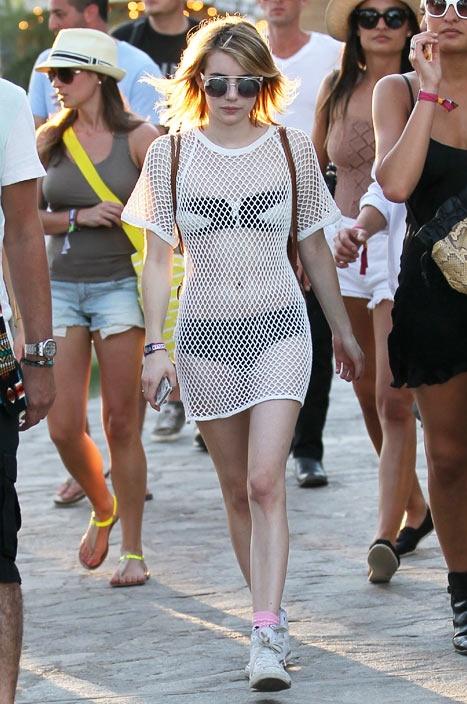 http://www.usmagazine.com/celebrity-style/news/emma-roberts-rocks-bikini-see-through-mesh-mini-dress-2012214