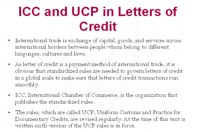Costs Involved Foreign Bank Interest Cost Foreign Bank Lc