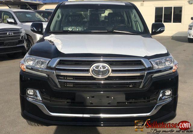 Cars Ikeja The All New 2019 Toyota Land Cruiser 200 Vxr 5 7 A T