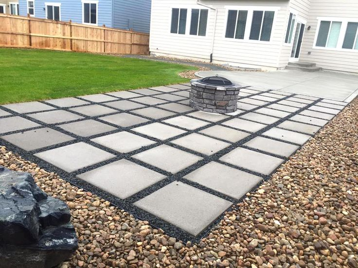 "17 best 24"" Concrete Patio Stones images on Pinterest"