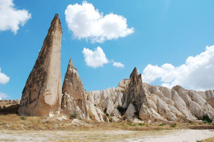 6-Day tour of Gallipoli, Troy, Ephesus, Pamukkale and Cappadocia by Plane & Bus http://www.allistanbultours.com/6-days-gallipoli-troy-ephesus-pamukkale-cappadocia-from-istanbul/