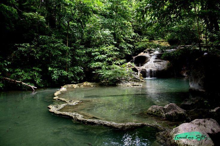 Kanchanaburi, una joya tailandesa que esconde tesoros naturales como este, el Parque Nacional de Erawan