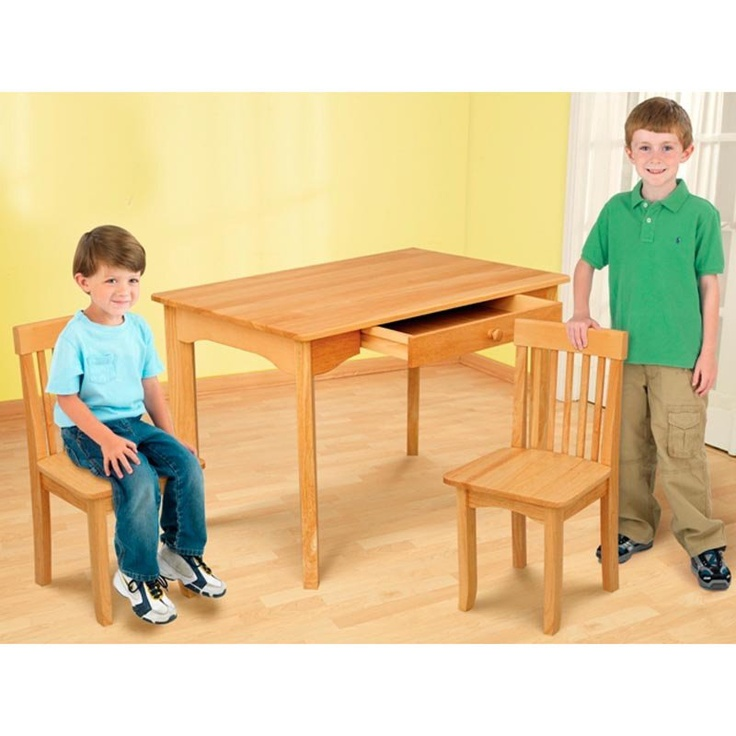 KidKraft Avalon Table and 2 Chair Set - Childrens Table and Chair Sets at Childrens Tables  sc 1 st  Pinterest & 9 best Henry playroom images on Pinterest | Lakeshore learning ...