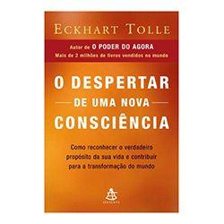 Livro - Novo Mundo, Um - O Despertar de uma Nova Consciência