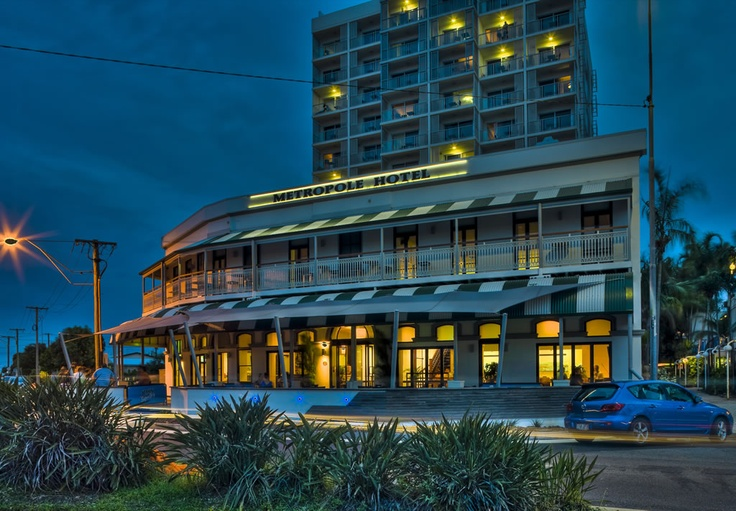 The Metropole Hotel, Townsville