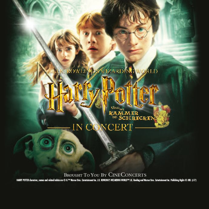 11 best harry potter and the chamber of secrets poster images on harry potter und die kammer des schreckens in concert 2018 tickets unter semmel fandeluxe Images