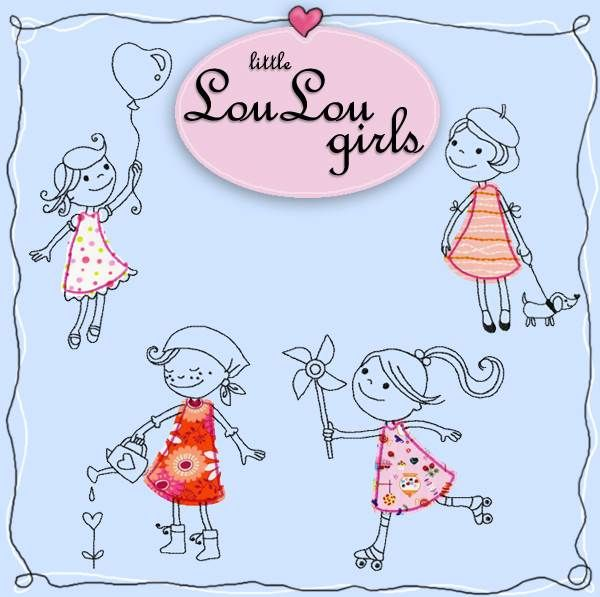 little LouLou girls