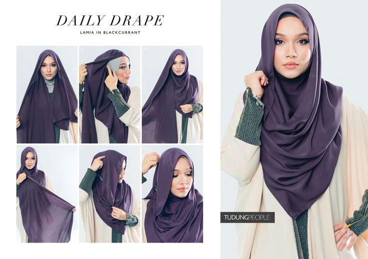 Tudong people hijab style