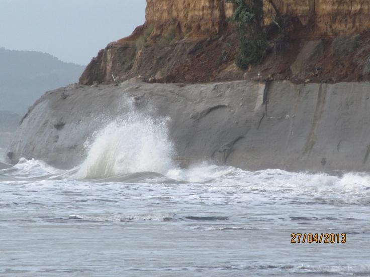 Onaero Beach, Taranaki