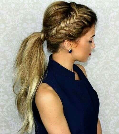 Hairstyles bonito