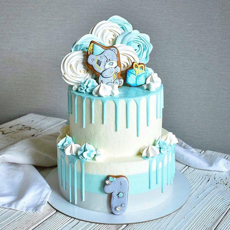интересует торт для годовасия фото мастера прошли