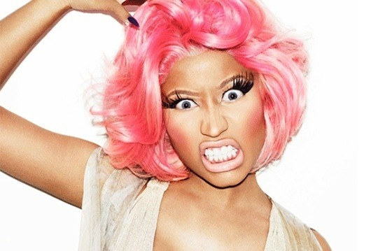22 Pictures of Nicki Minaj Making the Crazy Eyes - Nicki Minaj - Zimbio