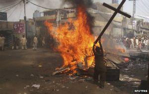 O AGRESTE PRESBITERIANO: Tribunal paquistanês condena cristão à morte