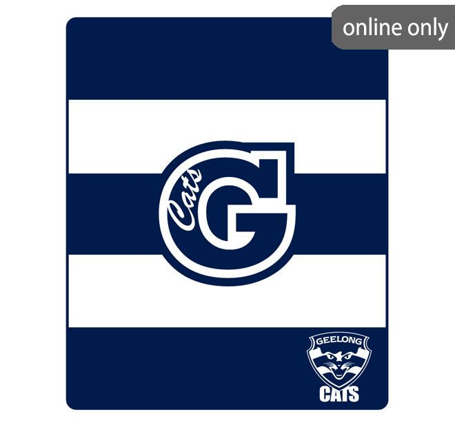 afl-team-logo-polar-fleece-printed-throw-geelong-cats