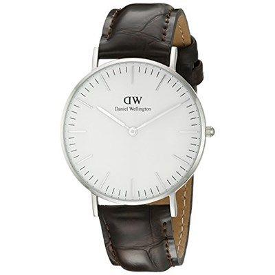 Chollo en Amazon España: Reloj Daniel Wellington Classic York por solo 81,40€ (rebaja 52% del precio de venta recomendado y precio mínimo histórico)