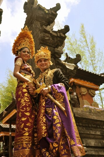 Bali's Traditional Wedding
