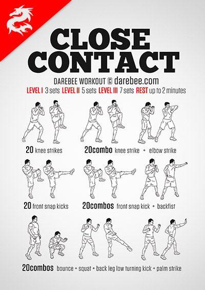Close Contact Workout