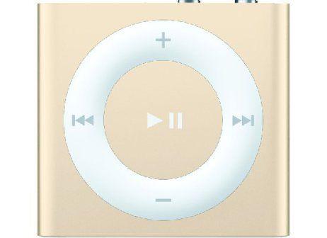 Apple iPod Shuffle χρυσό