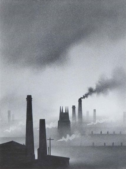 Trevor Grimshaw, Smoke and Clouds