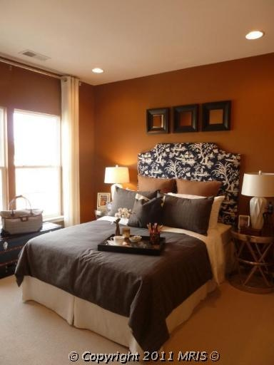 Staging Idea For Master Bedroom Tray
